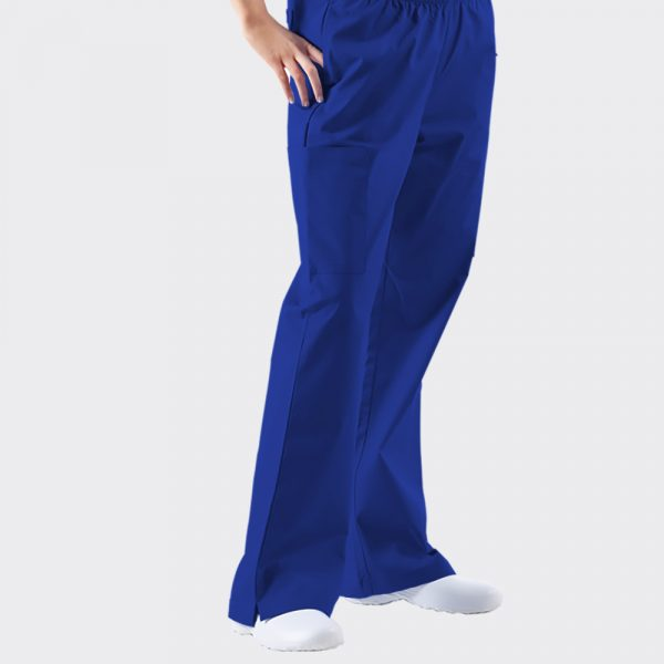 HC53102 Boot Cut Trouser Royal Blue